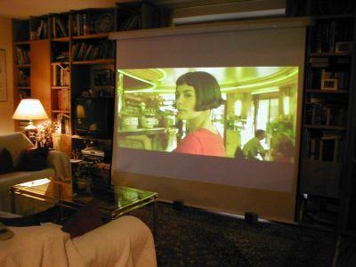 Beamer leinwand lichtbildwand heimkino leinwand mobile heimkino leinwnde lichtbildwnde - Beamer wohnzimmer ...